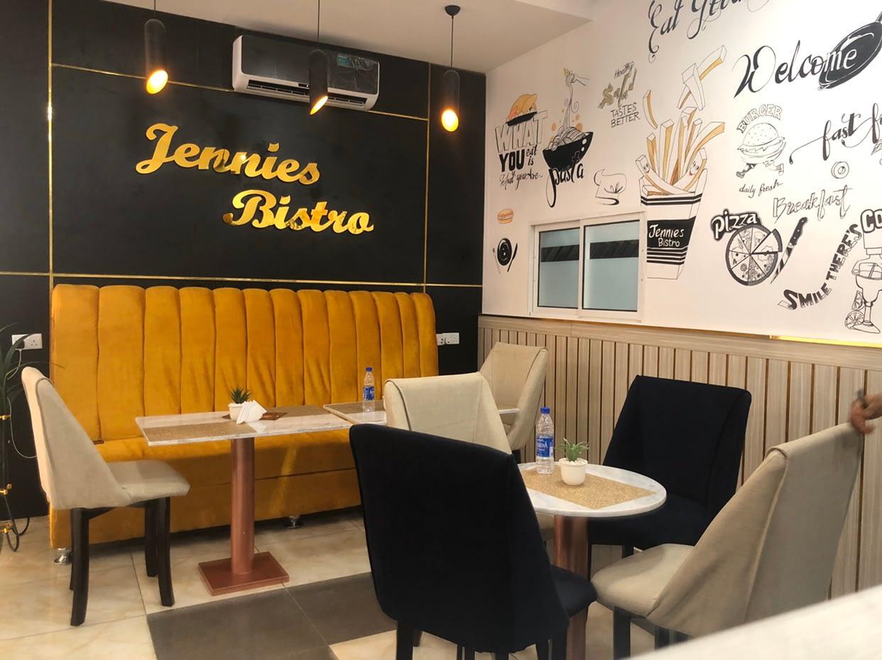 Jennies Bistro Kado Abuja - LET'S CHECK OUT JENNIES BISTRO, KADO