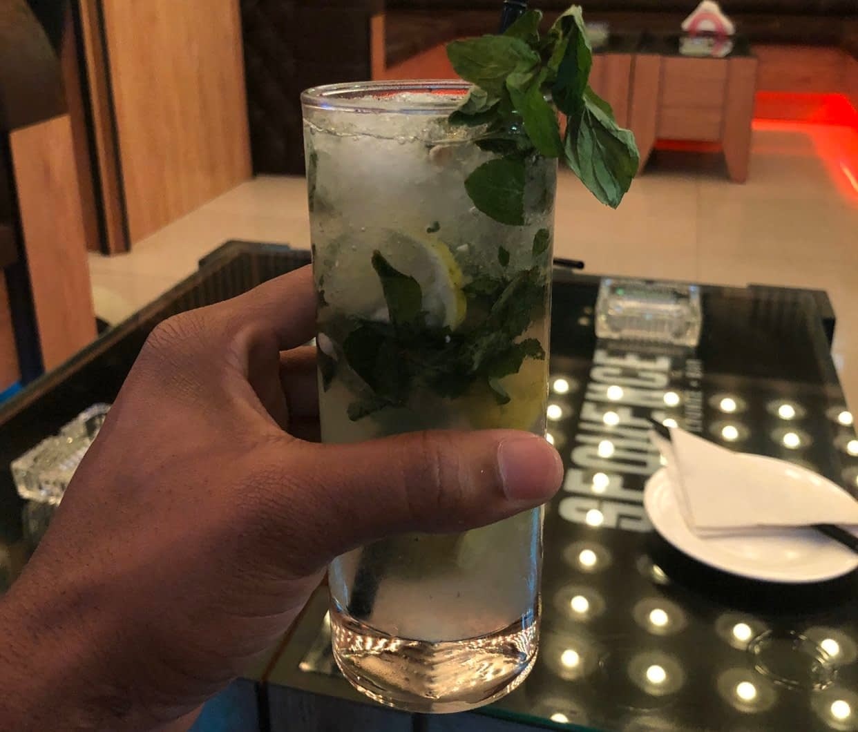 Sequence Lounge Abuja Mojito - LET'S CHECK OUT SEQUENCE LOUNGE, MAITAMA