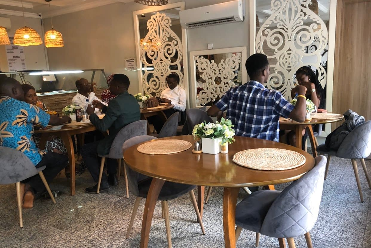 Rice Bowl Abuja - LET'S CHECK OUT RICE BOWL, WUSE 2