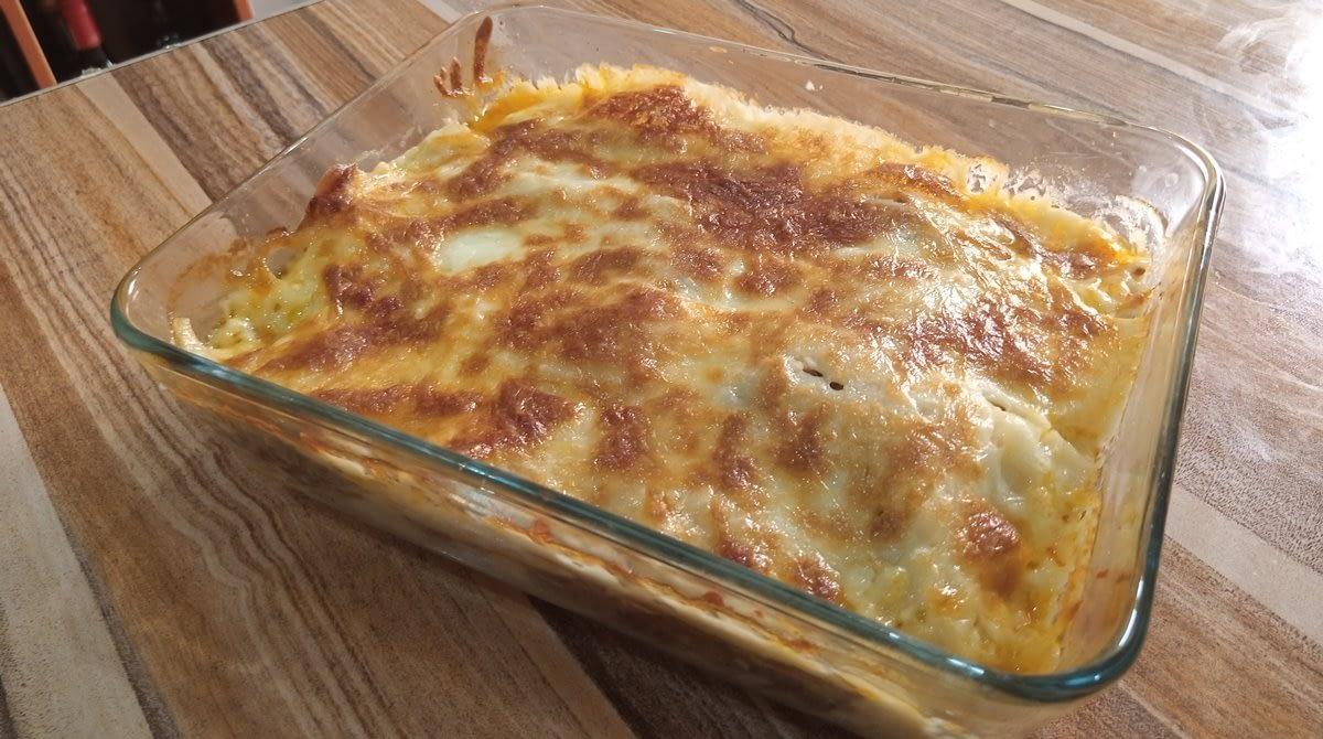 Home made Lasagne - QUICK FIX LASAGNE