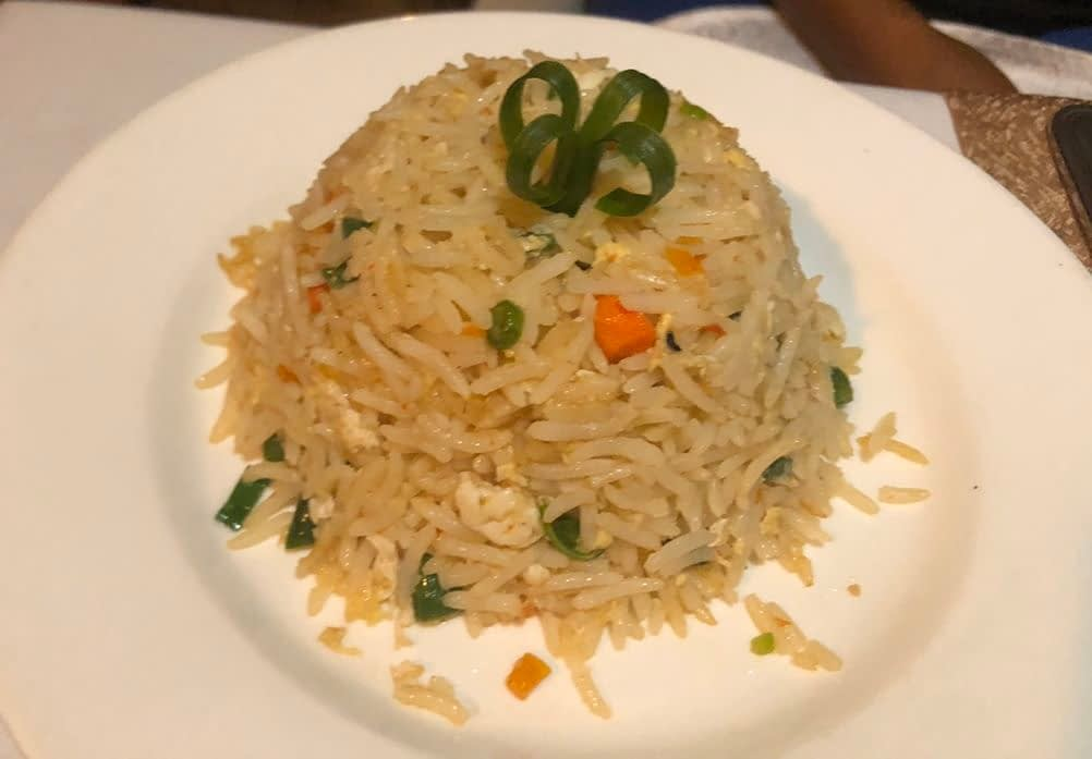 355 Lifestyle Restaurant French Rice - LET'S CHECK OUT 355 STEAKHOUSE, MAITAMA
