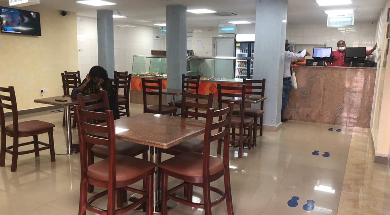 Skippers Fast Foods Abuja 4 - LET'S CHECK OUT SKIPPERS FAST FOODS, WUSE 2