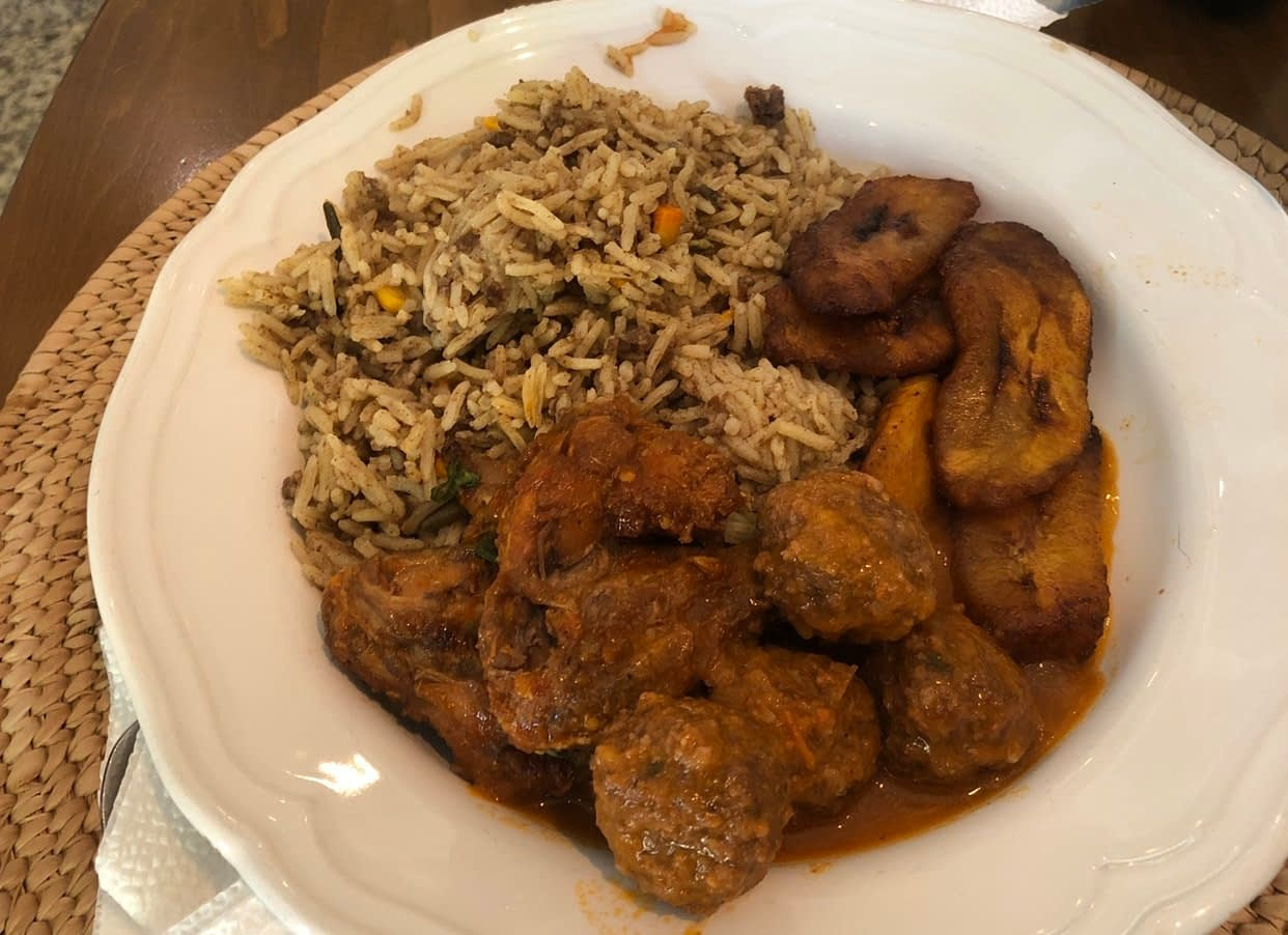 Rice Bowl Oriental - LET'S CHECK OUT RICE BOWL, WUSE 2