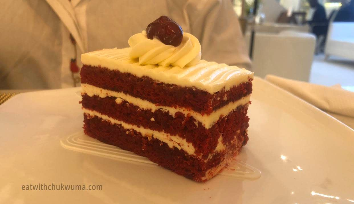 Brook Lounge Tropic Galleria Abuja Red Velvet - LET'S CHECK OUT BROOK LOUNGE, TROPIC GALLERIA CBD
