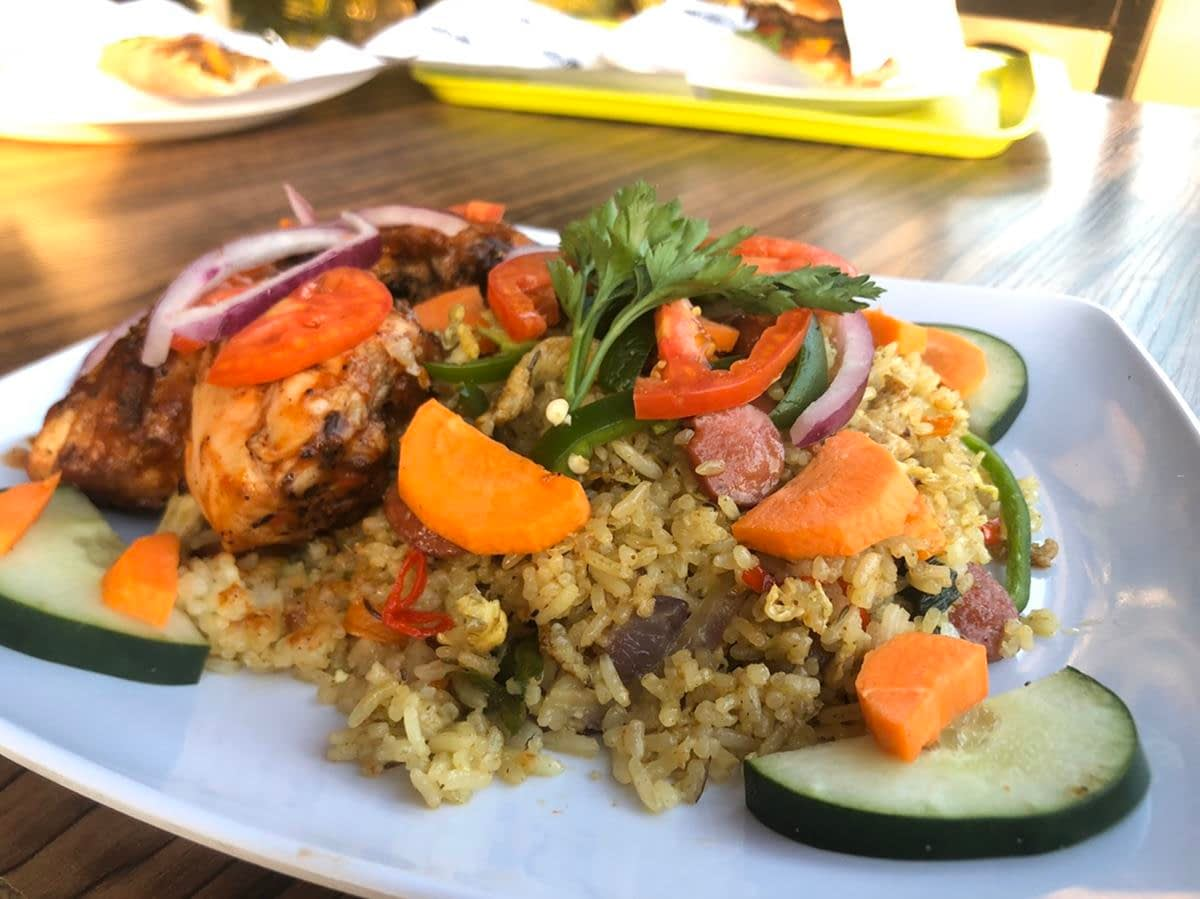 Frankies Grill Abuja Stirfry Rice - LET'S ORDER FROM FRANKIES GRILL, WUSE 2