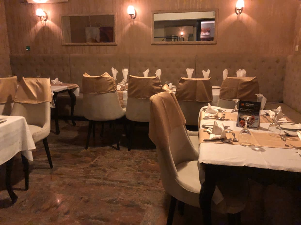 355 Lifestyle Restaurant - LET'S CHECK OUT 355 STEAKHOUSE, MAITAMA