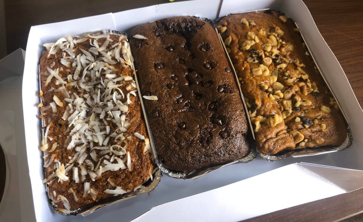 Cake Bread from Emys - ORDER FROM EMY'S HEALTHY FOODS