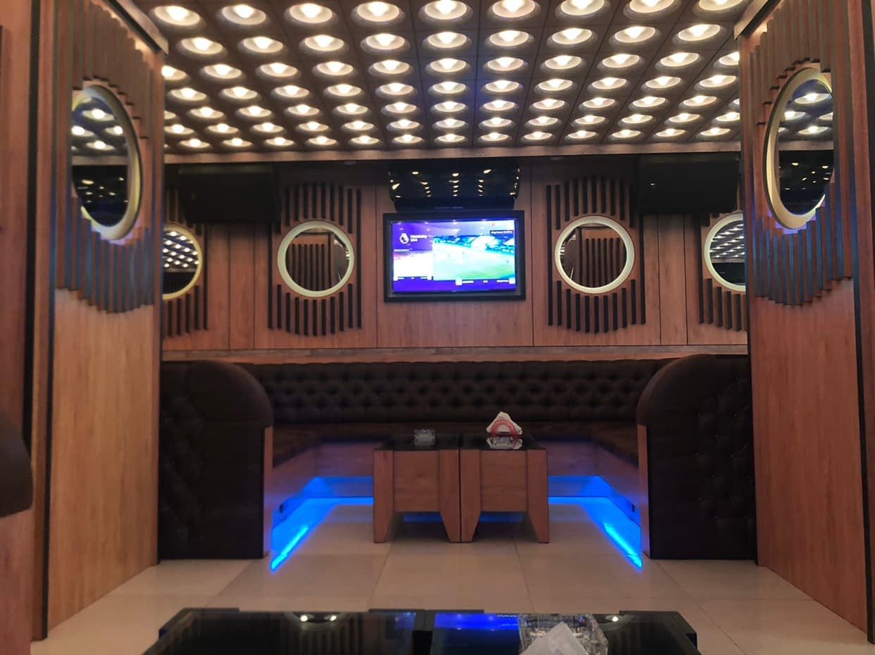 Sequence Lounge Abuja - LET'S CHECK OUT SEQUENCE LOUNGE, MAITAMA