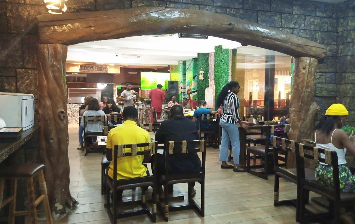 Todays Bukka Wuse 2 Abuja 3 - LET'S CHECK OUT TODAY'S BUKKA, WUSE 2