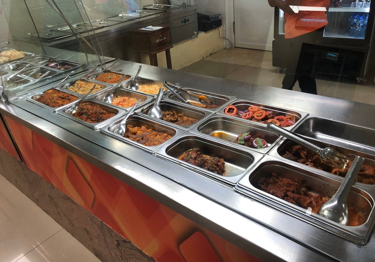 Skippers Fast Foods Abuja 5 - LET'S CHECK OUT SKIPPERS FAST FOODS, WUSE 2